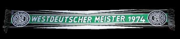 Schal Westdeutscher Meister 1974