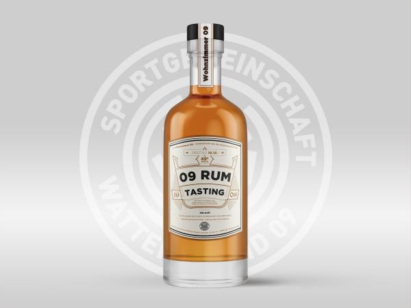 Teilnahme Rum-Tasting am 10.12.2021